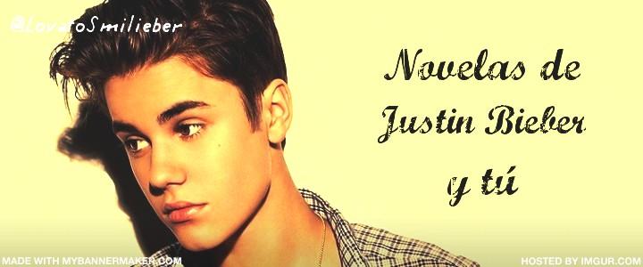 Novela de Justin Bieber y tú.