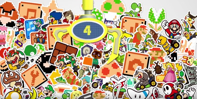 Nintendo Badge Arcade releases in Europe and North America on 3DS