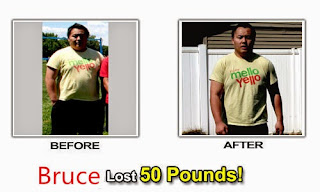 Bruce use Lida Daidaihua Capsules lose weight succeed