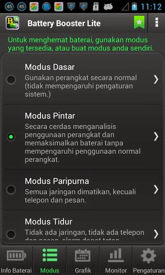Download Battery Booster Android 3