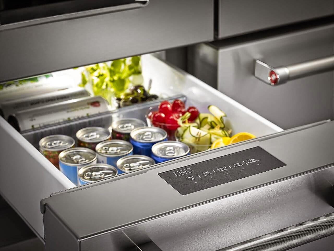 ALL NEW 2015 5 Door KitchenAid Refrigerator