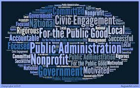 public administration definitions