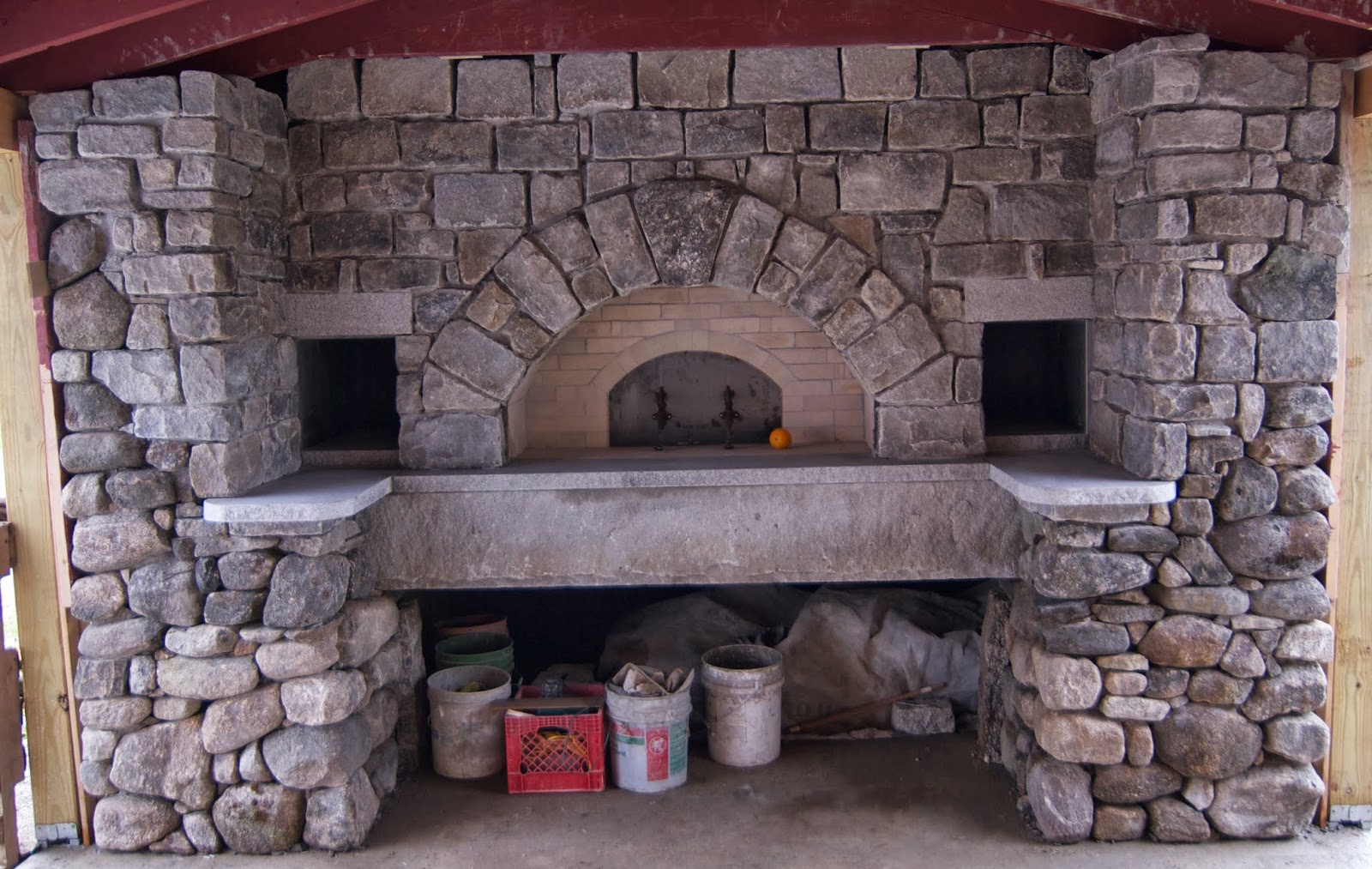 true brick ovens concept to cooking part six the brick oven face