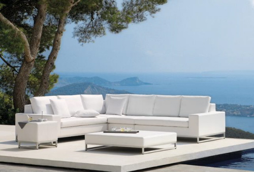 Contemporary outdoor furniture contemporary patio for Contemporary patio furniture
