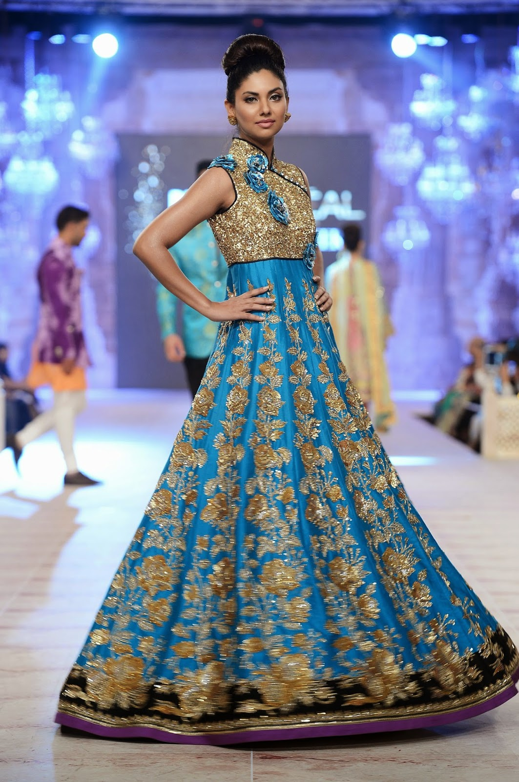 VagabombPicks: The Best of Pakistani Bridal Fashion 2015