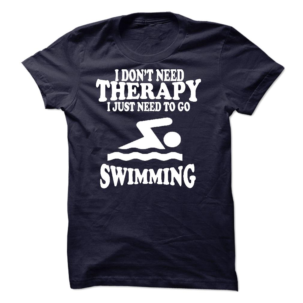 Swimming Tee Shirts