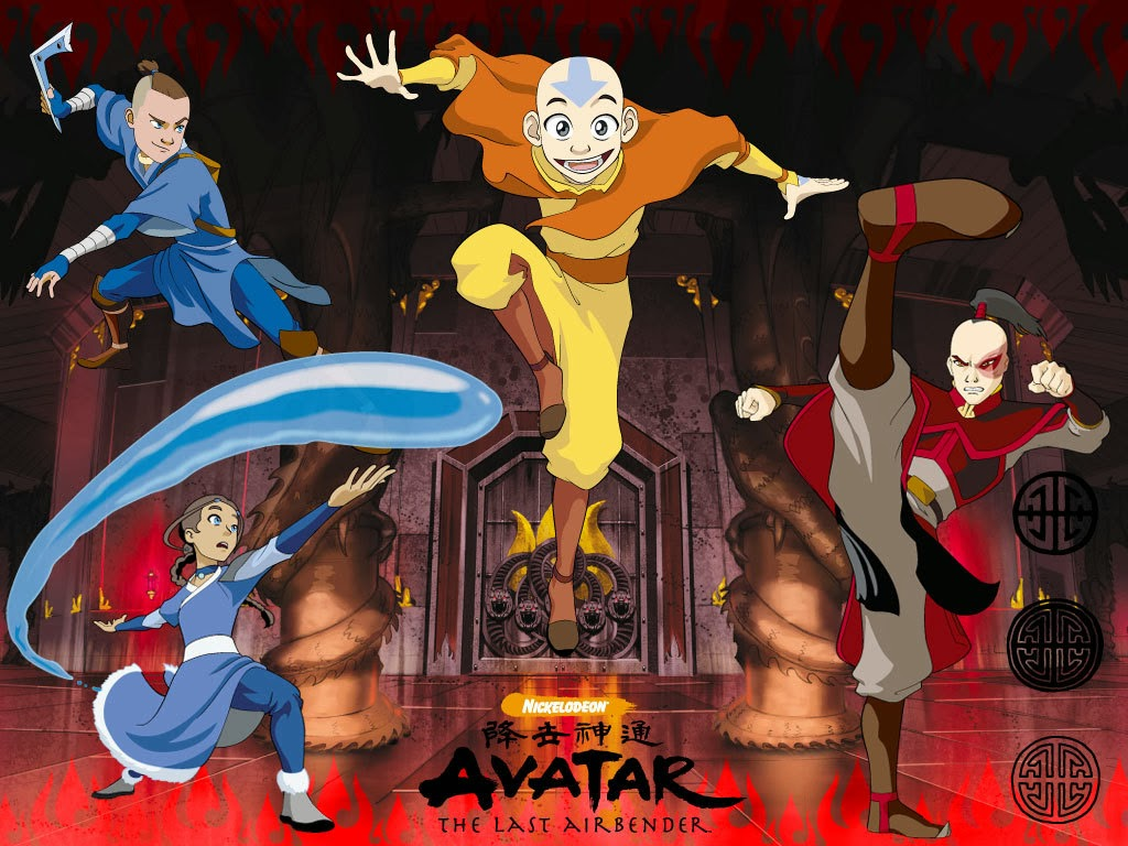 free hd wallpaper download: avatar the last airbender wallpaper