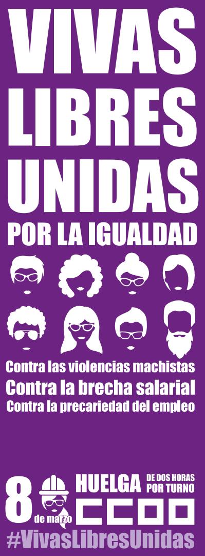 #VivasLibresUnidas