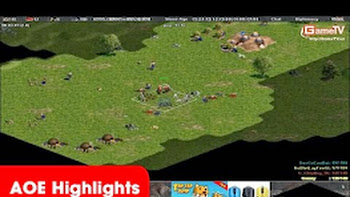 Aoe Highlights - Khi chém tuyển Persian rơi vào tay Gunny thì xác con nhà bà định (BLV Tuấn Tiền Tỉ)