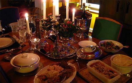 recetas de cenas de navidad
