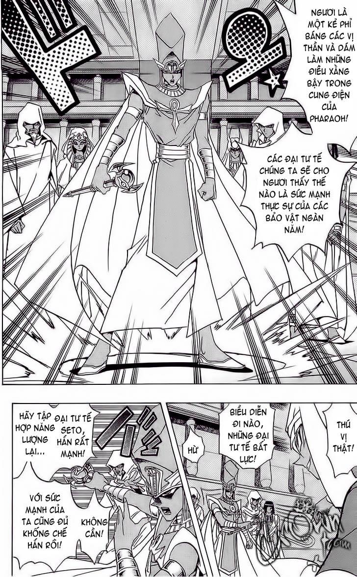 YuGi Oh – Vua Trò Chơi chap 286 Trang 4