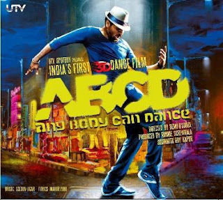 ABCD &#8211; Any Body Can Dance (2013) Hindi Mp3 Songs Free Download