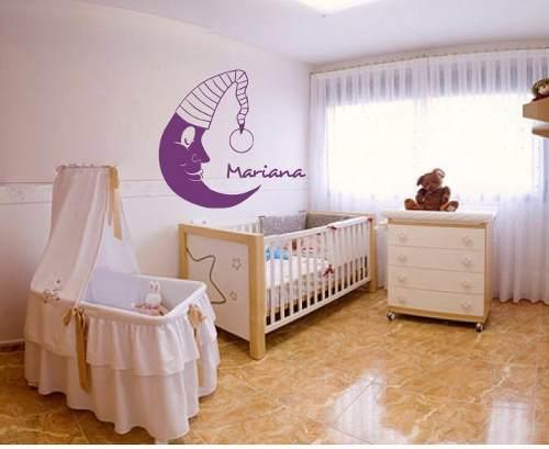 Agencia wtc vinil decorativo para hogares - Decoracion bebe nina ...