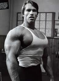 Arnold Schwarzenegger Inspiration