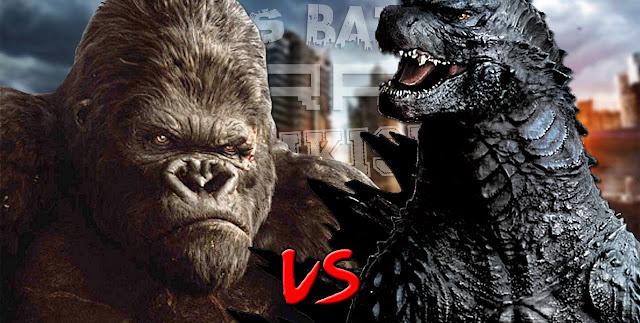 Legendary e Warner Bros anunciam franquia une Godzilla, King Kong e outros monstros nas telonas