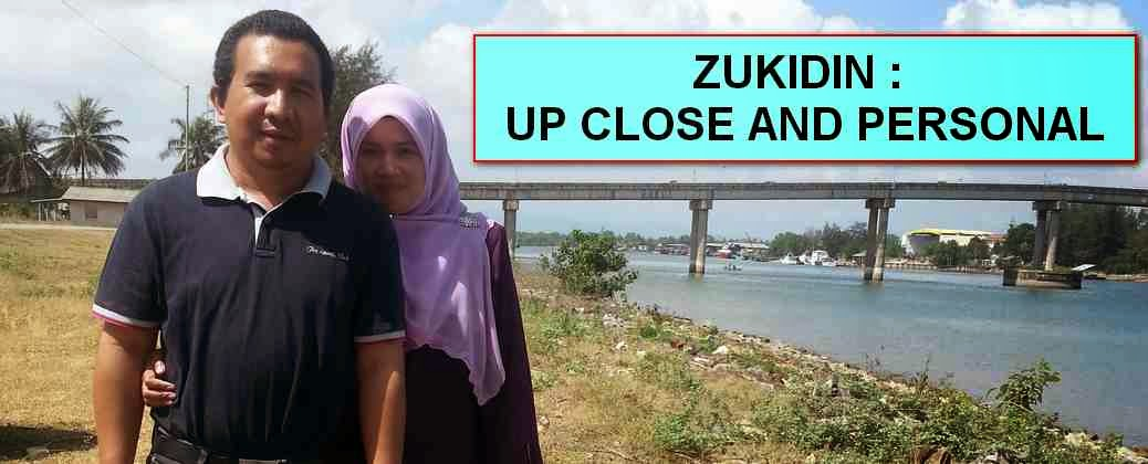 ZUKI DIN: Up Close and Personal