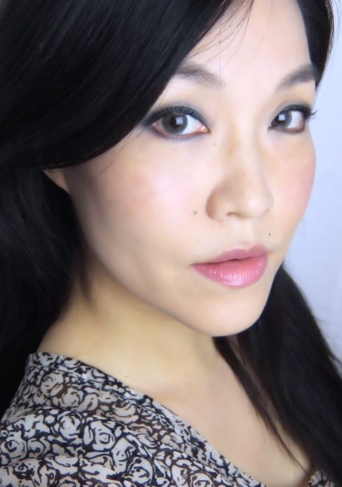 Chanel Les 4 Ombres 41 Fascination FOTD Look