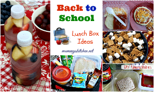 BTS Lunch Box Ideas