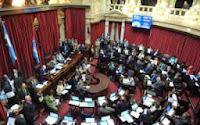 El Senado aprobó protección de Bancos Centrales extranjeros