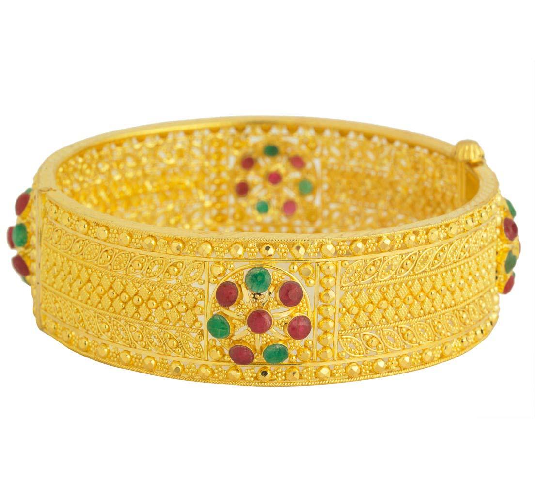 Kerala Jewellers Bangle Designs