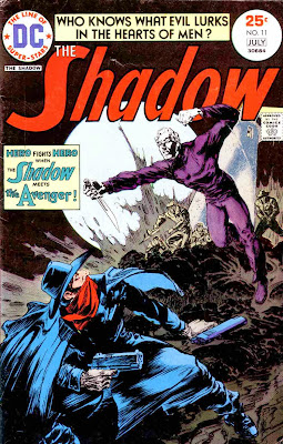 The Shadow #11, The Avenger