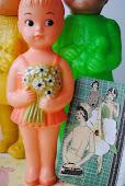Bonecas  Populares, Plastico Bolha