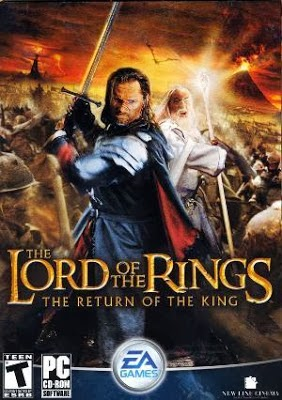 Free Download The Lord of the Rings the Return of the King Game PC
