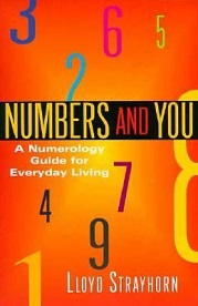 I invite you to order a personal reading or a copy of  my book 'Numbers And You' Now!