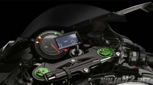 Kawasaki Ninja H2 First Look Review