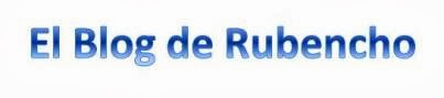 El Blog de Rubencho