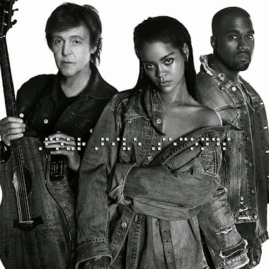"New Music: Rihanna ""Four Five Seconds"" feat. Kanye West and Paul McCartney"