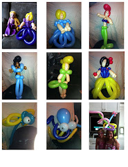 Princess Party Balloons - Other...