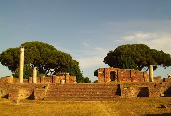 Ostia-antica-italia