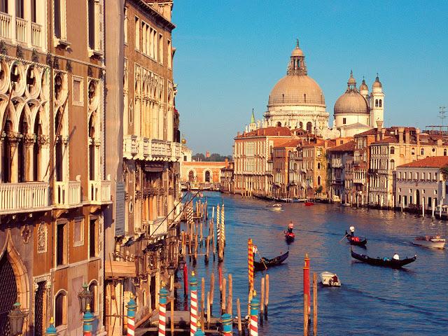 Imágenes de Venecia Italia