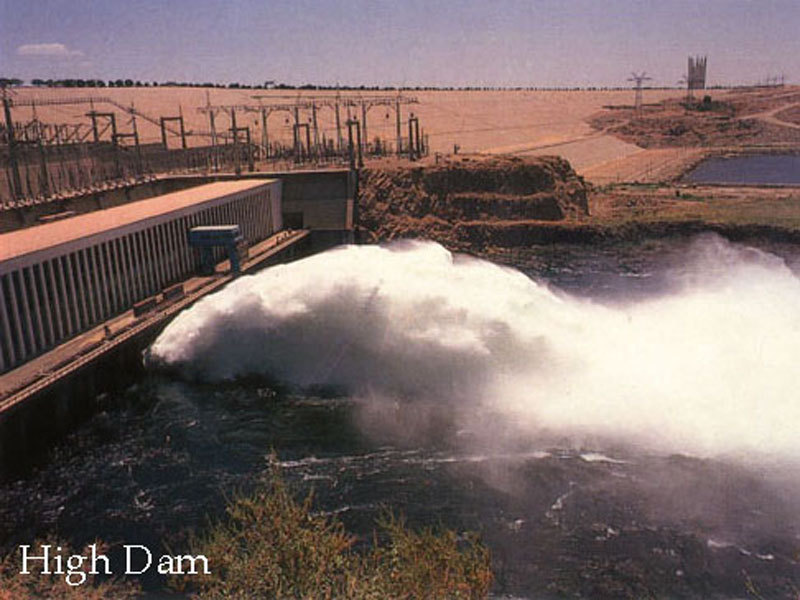 the objectives of the aswan high dam The main objectives of the madwq project are: • the set-up  impacts of the  aswan high dam on water resources includes sedimentation in the reservoir,  loss.