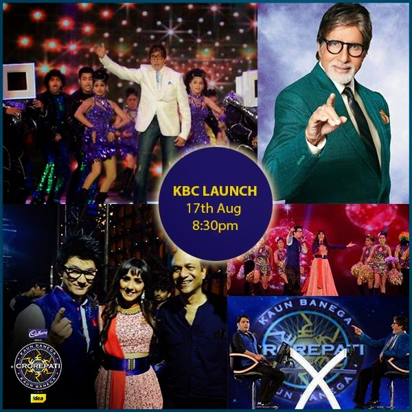 KBC 8 Questions of Grand Premiere Dated 17th August 2014