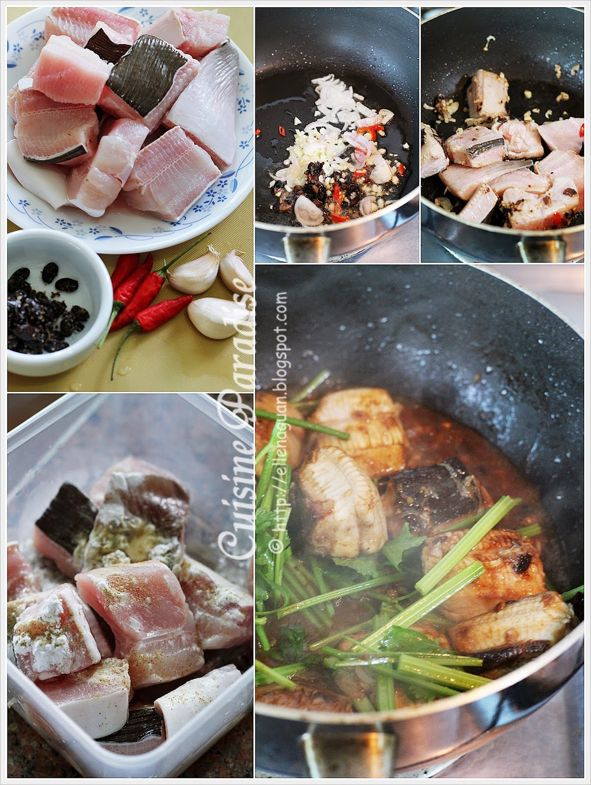 Cuisine paradise singapore food blog recipes reviews and travel can be consider as one of the cheapest fish in the market but some people still hesitate to buy it due to its rather fishy smell even after cooking forumfinder Choice Image