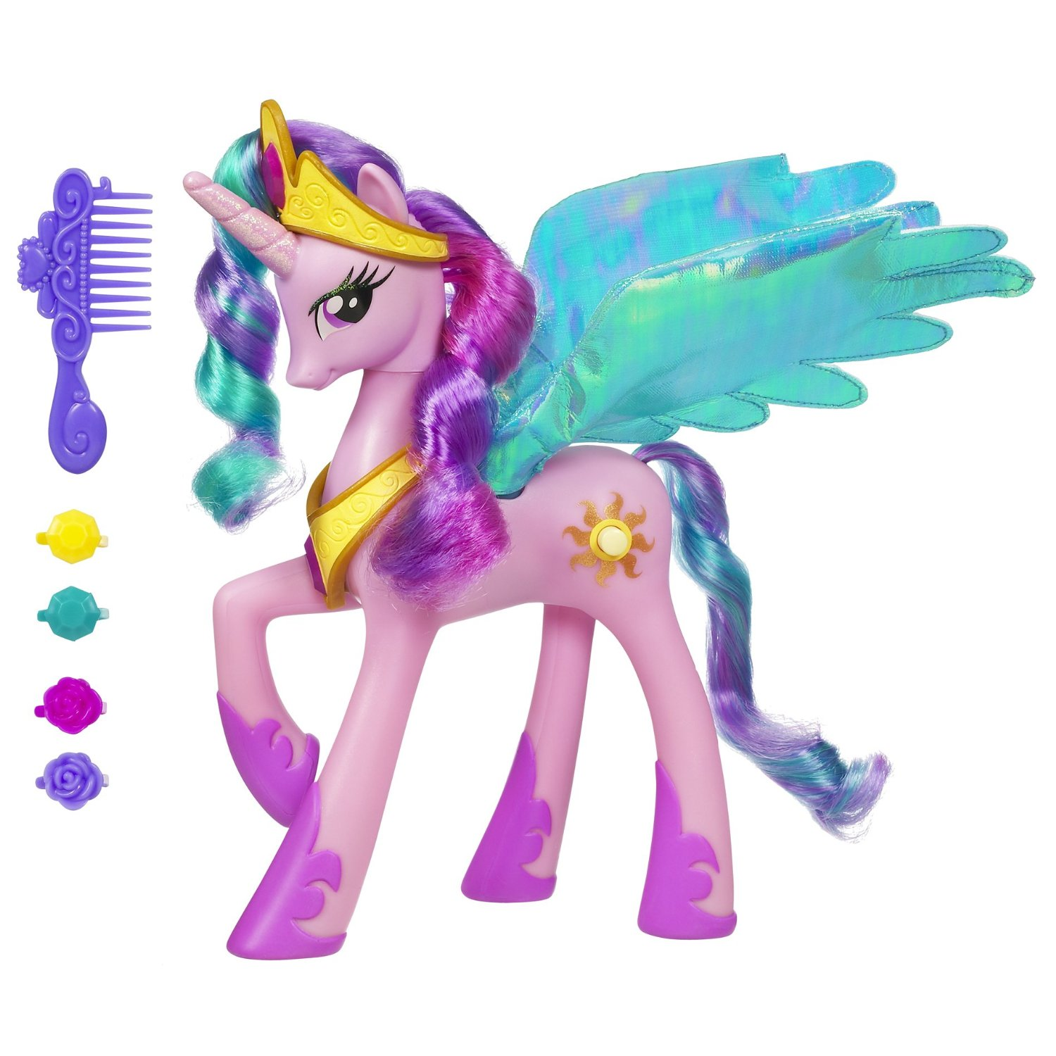 Welcome to ponyville my little pony princess celestia - Princesse poney ...