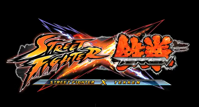 Street Fighte X Tekken 2012 video game title crossover from capcom