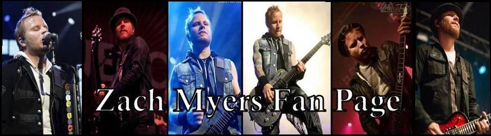 Zach Myers Fan Page