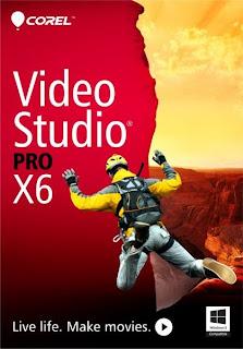 Corel VideoStudio Pro X6 + Keygent - Phần mềm làm video chuyên nghiệp