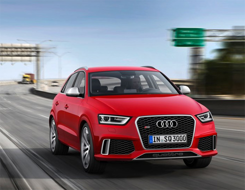 Audi RS Q3