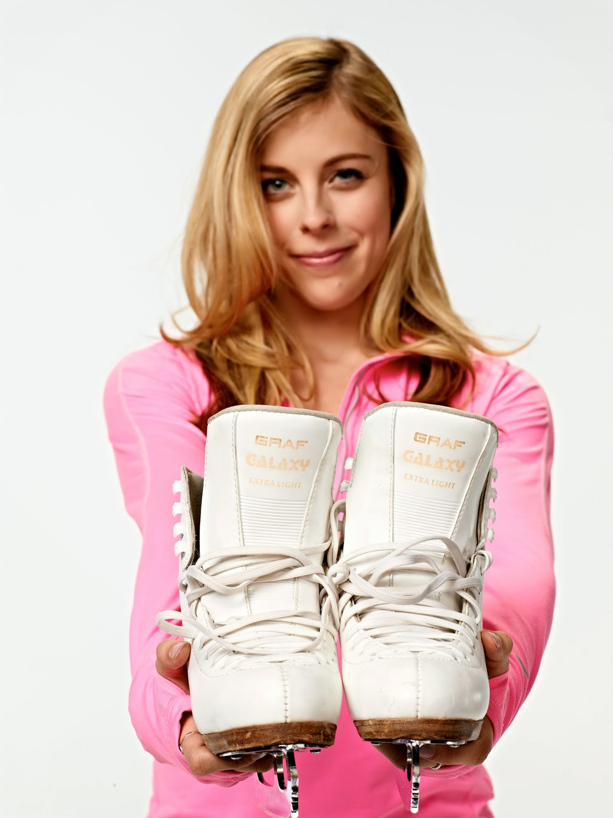 U.S. bronze medalist Ashley Wagner