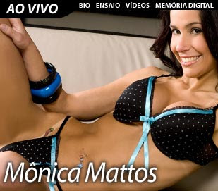 Monica Mattos Playboy