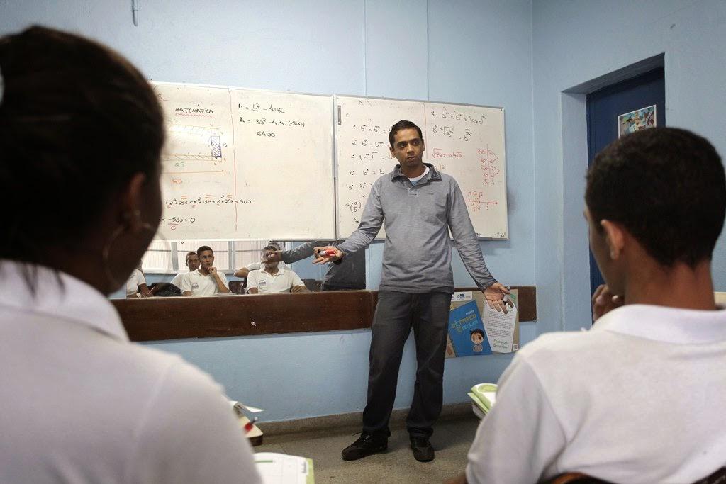 Programa Reforço Escolar eleva aprendizado na rede estadual do Rio de Janeiro