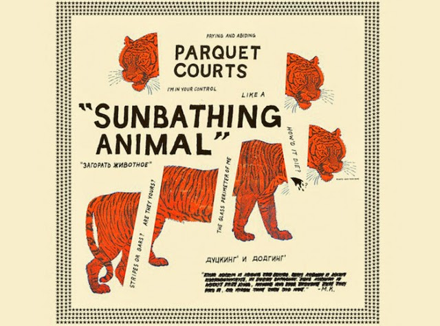 parquet-courts-black-white-sunbathing-animal