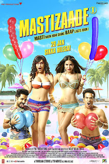 Mastizaade (2016) Hindi Movie 480p HDRip [300MB]