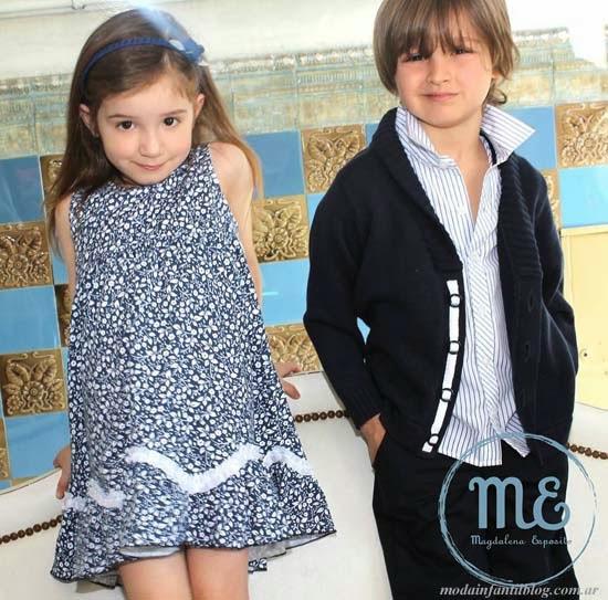 ropa infantil magdalena esposito verano 2014