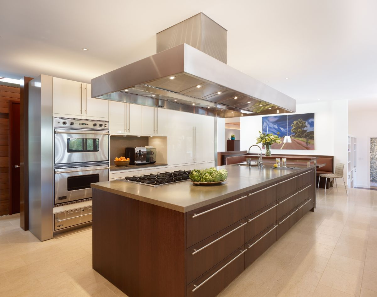 Modern Kitchen Island Design pictures