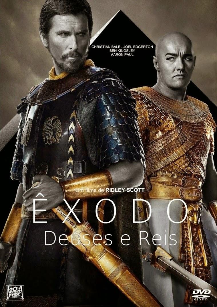 Êxodo: Deuses e Reis – Dublado (2014)